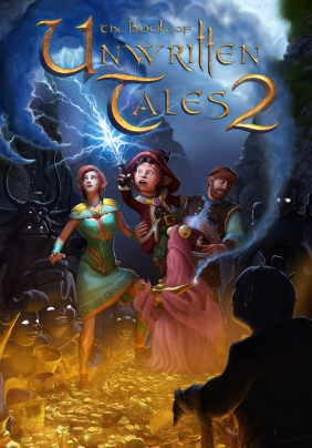 The Book of Unwritten Tales 2 PC Digital cover