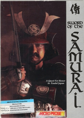 Sword of the Samurai Linux cover