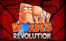 Worms Revolution PC Digital cover