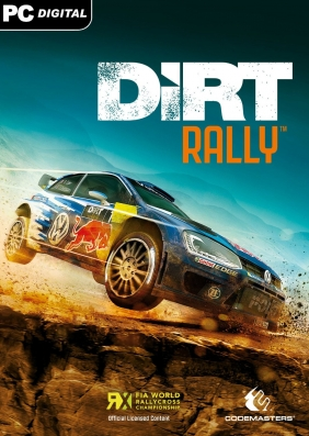 DiRT Rally PC Digital cover