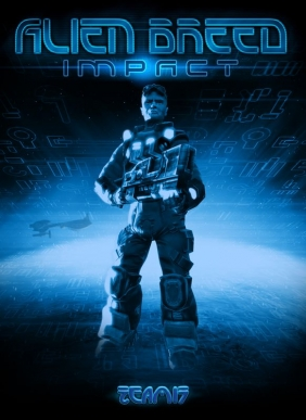 Alien Breed: Impact PC Digital cover