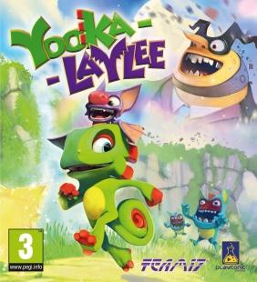 Yooka-Laylee PC Digital cover