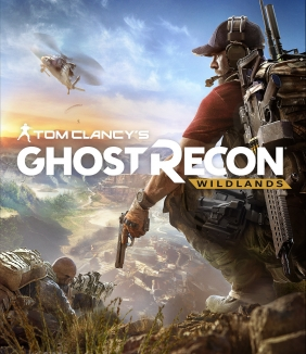 Tom Clancy's Ghost Recon: Wildlands PC Digital cover