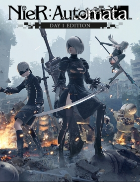 NieR: Automata PC Digital cover