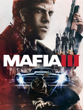 Mafia III PC Digital cover