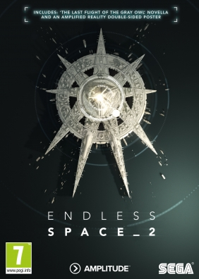 Endless Space 2 PC Digital cover