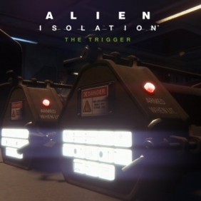 Alien: Isolation – The Trigger Mac cover