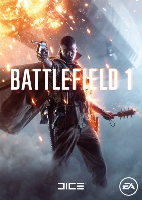 Battlefield 1 PC Digital cover
