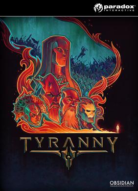 Tyranny PC/MAC Digital cover
