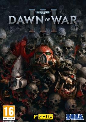 Warhammer 40,000: Dawn of War III PC Digital cover