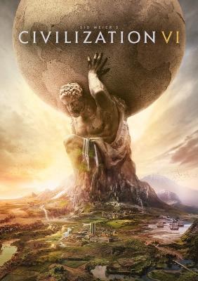 Sid Meier's Civilization VI Steam Key cover