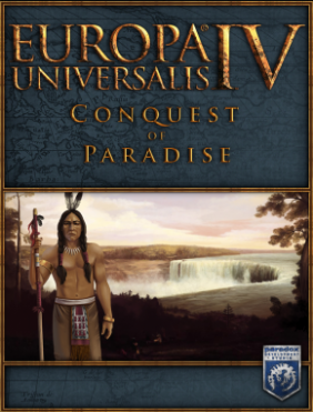 Europa Universalis IV: Conquest of Paradise PC Digital cover
