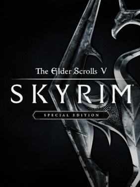 The Elder Scrolls V: Skyrim Special Edition PC Digital cover