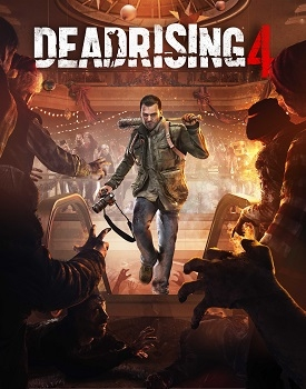 Dead Rising 4 PC Digital cover