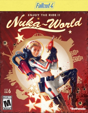 Fallout 4: Nuka World PC Digital cover