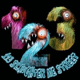 123 Slaughter Me Street PC Digital cover