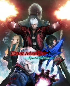 Devil May Cry 4: Special Edition PC Digital cover