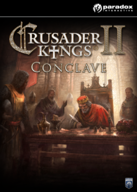 Crusader Kings II: Conclave Linux cover