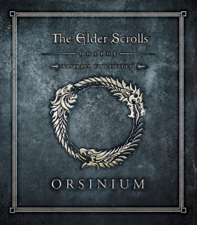 The Elder Scrolls Online: Orsinium Mac cover