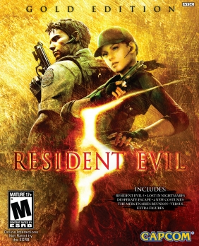 Resident Evil 5: Gold Edition PC Digital cover