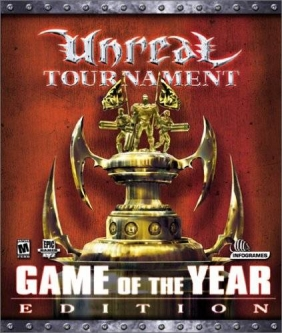 Unreal Tournament: Game of the Year Edition PC Digital cover