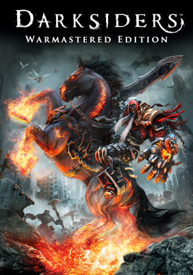 Darksiders: Warmastered Edition PC Digital cover