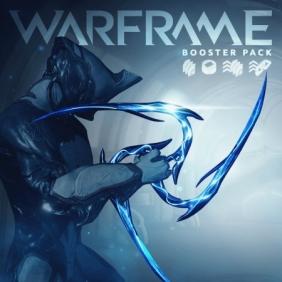 Warframe - PlayStation Plus Booster Pack PlayStation 4 cover