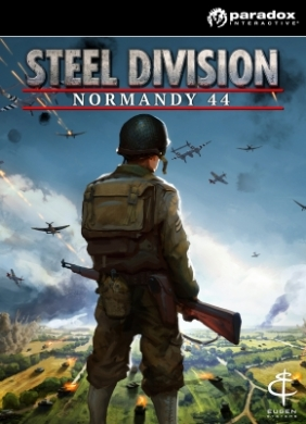 Steel Division: Normandy 44 PC Digital cover