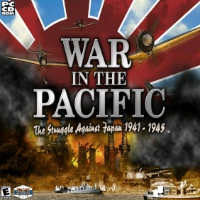War in the Pacific PC Digital cover