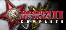 Hearts of Iron 2 Complete PC Digital cover