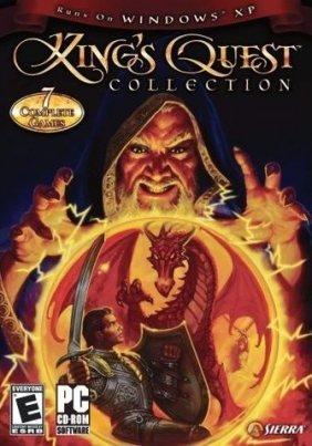 King's Quest Collection PC Digital cover