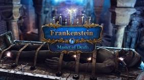 Frankenstein Master of Death Mac cover