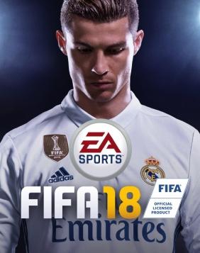 FIFA 18 PC Digital cover