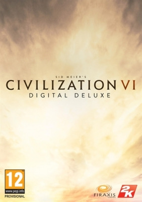 Sid Meier's Civilization VI - Digital Deluxe PC Digital cover