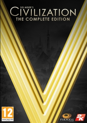 Sid Meier's Civilization V: The Complete Edition PC Digital cover