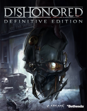 Dishonored - Definitive Edition PC Digital cover