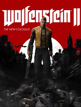 Wolfenstein II: The New Colossus Pre-Order PC Digital cover