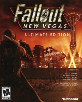 Fallout New Vegas - Ultimate Edition PC Digital cover