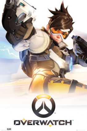 Overwatch PC Digital cover