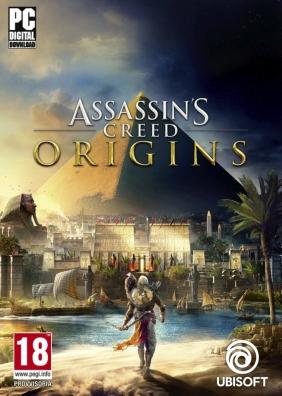 Assassin's Creed Origins Uplay Key cover