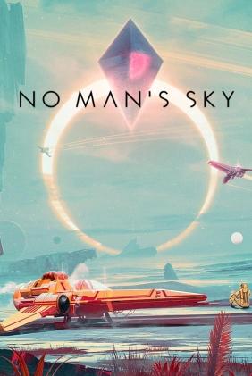 No Man's Sky PC Digital cover