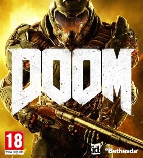 DOOM (2016) PC Digital cover