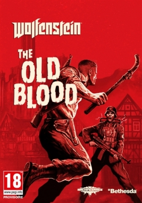 Wolfenstein: The Old Blood PC Digital cover