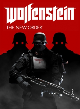 Wolfenstein: The New Order PC Digital cover