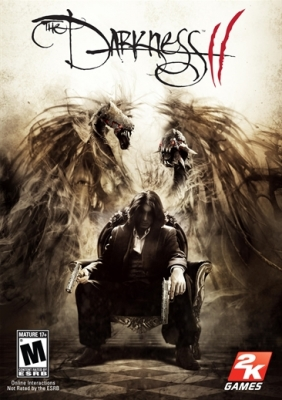 The Darkness II PC Digital cover