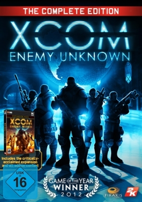 XCOM: Enemy unknown - The Complete Edition PC Digital cover
