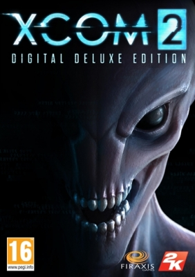 XCOM 2 - Digital Deluxe PC Digital cover