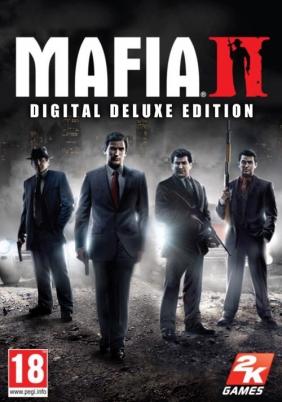 Mafia II - Digital Deluxe Edition PC Digital cover