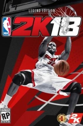 NBA 2K18 - Legend Edition PC Digital cover
