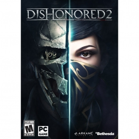 Dishonored 2 PC Digital cover